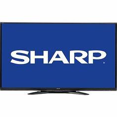 "Save $400 on Sharp 60"" Class AQUOS Q Series 1080p 240Hz LED Smart HDTV - LC-60EQ10U"