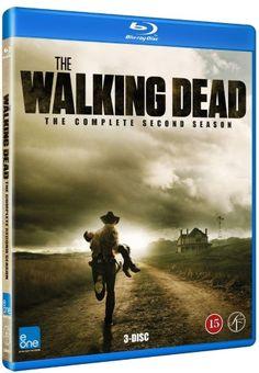 walking dead kausi 2 bluray HUOM 2 kautta 14,95