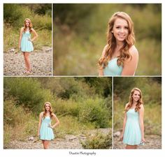 High School Senior Pictures Pose and Outfit Ideas | #Summer #Spring #Country