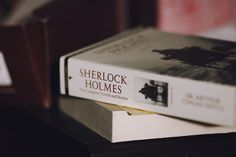 """""""To a great mind, nothing is little,' remarked Holmes, sententiously"""" -Arthur Conan Doyle, A Study in Scarlet"""