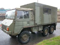 1975 STEYR-PUCH Pinzgauer 712 Ambulance 6x6 2.4 petrol, Army Vehicle | eBay
