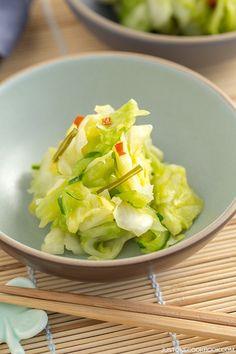 Tsukemono (Japanese Pickled Cabbage) | Easy Japanese Recipes at JustOneCookbook.com