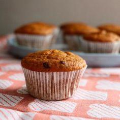 Süße Kürbismuffins · Zeit Für Vegan
