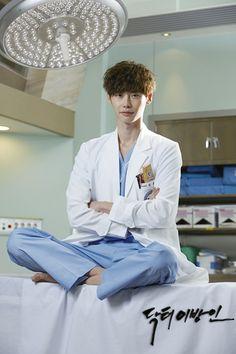 """""""Doctor Stranger"""" - LEE JONG SEOK as Park Hoon"""