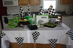 Alayna's Creations: Monster Truck Party