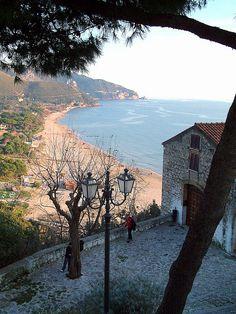 Views from Sperlonga, Italy Copyright: Carlo Donati