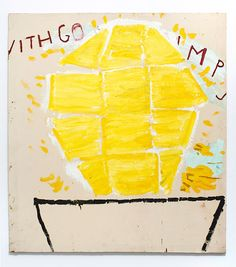 Choi & Lager Rose Wylie, Artist Gallery, Oil On Canvas, Ruth Asawa, Artwork, Painters, Bucket, Artists, Printmaking