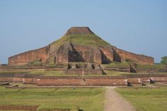 Paharpur is a small village 5 km west of Jamalganj in the Greater Rajshahi District where the remains of the most important and largest known monastery south of the Himalayas have been excavated.