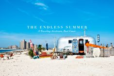 Airstream, tipis and tents oh my! Find out how to throw this bash for your Summer shindigs.