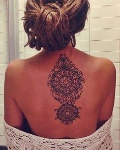 Want in henna