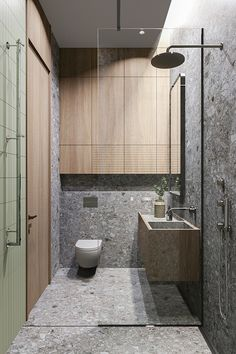Latest Bathroom Designs, Contemporary Bathroom Designs, Bathroom Design Luxury, Bathroom Interior, Dark Bathrooms, Small Bathroom, Mini Bad, Beauty Room Decor, Bathroom Toilets