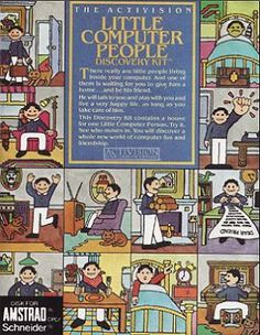 Little Computer People - Wikiwand