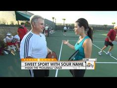 What the heck is PickleBall?  www.tampaactiveadultliving.com/pickle-ball/ #tampaactiveadults