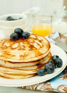 Delicious Shots: Pancakes Excellent homey pancakes