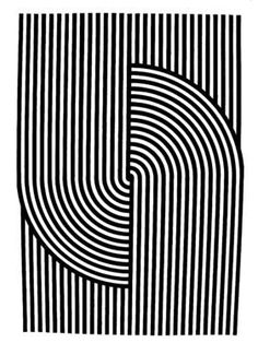 """Saatchi Art is pleased to offer the painting, """"Maxwell,"""" by Agota Sjostrom. Original Painting: Ink on Paper. Illusion Kunst, Illusion Art, Saatchi Online, Art Graphique, Optical Illusions, Art Lessons, Painting Lessons, Doodle Art, Textures Patterns"""