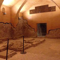 Synagogue Excavation at Parador de Lorca