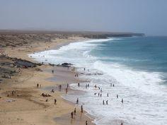 El Cotillo, Fuerteventura. Spain