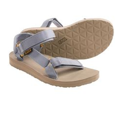 df869e8a5ff Teva Original Universal Lux Sandals (For Women) in Sea Fog Teva Original  Universal