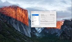 Mac OS X El Capitan - enable/disable shake mouse pointer to locate feature