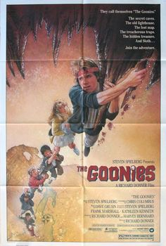GOONIES, THE (The Goonies) @ FilmPosters.com