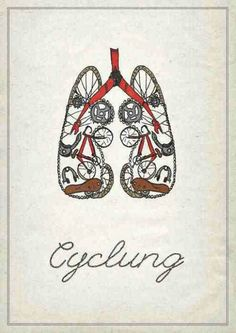 Live and breathe cycling!