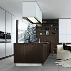 TWELVE KITCHEN CABINETRY by Carlo Colombo. Available through Switch Modern.
