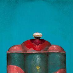 Stefan CALTIA: Forgotten minutes Still Life, Jar, Surrealism, Illustration, Painting, Decor, Art, Decorating, Illustrations
