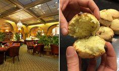 """""""Hotel Bristol deler oppskriften på sine legendariske scones for første gang""""."""