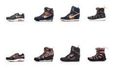 Nike x Liberty Sneakerboots