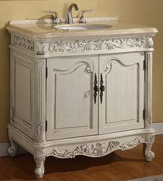36 inch Single Bathroom Vanity - Item 4336