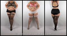 I review three pairs of thigh highs from Kix'ies: Sam, Brooke-LeAnne, and Lois. http://www.curvywordy.com/2015/04/kixies-thigh-highs-hold-ups-brooke.html