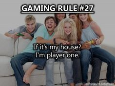 Gaming Rules · Home · Submitted By: http://rawrtothefifth.tumblr.com/