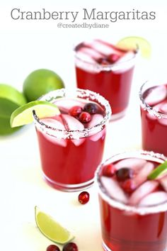 Celebrate the holidays with this gorgeous and delicious festive drink, get the party started with these beauties.