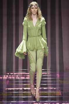 Versace, Autumn- Winter 2015-16 Couture – GeorgiaPapadon