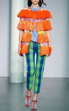 Best of Milan Fashion Week Stella Jean Look 4 on Moda Operandi