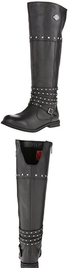Harley: These are beautiful, soft boots but if you are using them as the driver of the motorcycle they are too soft and sole is too thin. After I got these I noticed a tag stating that they are after riding boots!  I kept them because they are comfortable and I am just a passenger so the thin sole isn't a problem. #Harley-Davidson Rubber Rain Boots, Riding Boots, Harley Davidson, Motorcycle, Beautiful, Fashion, Horse Riding Boots, Moda, Fashion Styles
