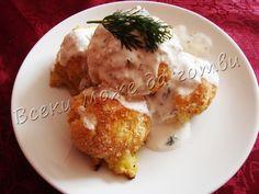 Картофени кюфтенца – хрупкави отвън, пухкави отвътре | Всеки може да готви