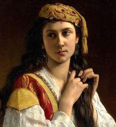 Charles Amable Lenoir, Oriental Girl