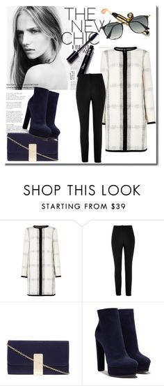 """""""Cold"""" by annedenmark on Polyvore featuring L.K.Bennett, River Island, Dorothy Perkins, Casadei and Ray-Ban"""