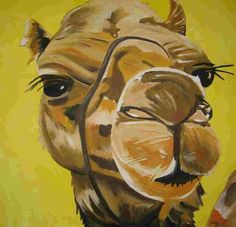 #Camel #Art Beautiful design