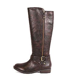 """Product: Report® """"Harmoni"""" Low Heel Tall Riding Boots"""