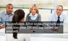And now for a much needed HUMOR break from the job search ... 20 essential job interview tips. Remember, this is satire, DO NOT TRY THIS AT AN INTERVIEW!!