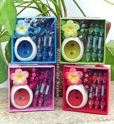 ♥ ~Hanging Flower Incense gift sets Available from 'Moonbeams and Mayhem' : http://www.ebay.co.uk/itm/FAB-HANGING-FLOWER-INCENSE-CONE-BURNER-BOHO-HIPPIE-FESTIVAL-TIE-DYE-YOGA-DREADS-/111760512053?