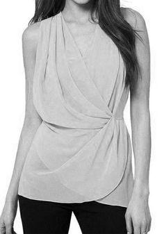 3d540e4eae Выкройки на индивидуальные размеры Blouses For Women, T Shirt, Shirt Blouses,  Chiffon Tops