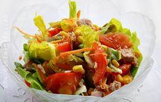 RETETE DE SALATE - Rețete Fel de Fel Guacamole, Quinoa, Tacos, Mexican, Ethnic Recipes, Food, Diet, Bulgur, Red Peppers