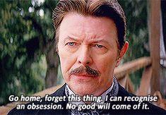 Bowie as Tesla, The Prestige