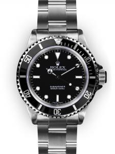 Este es mi Rolex Submariner