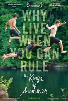 Welcome to Movies World: The Kings of Summer (2013) 250MB English ESubs