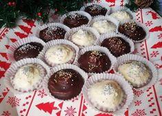 Kakaové košíčky s orechovou plnkou, recept, Drobné pečivo | Tortyodmamy.sk