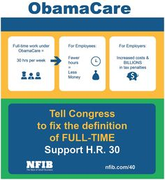 NFIB supports #HR30 to protect small business from penalties in #ObamaCare. Learn more: nfib.com/40